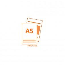Печать флаеров А 5